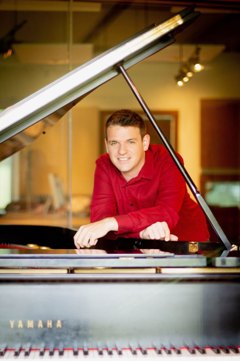 Brady Goss Yamaha Grand Piano Red Barn Studios