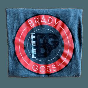 Brady Goss Merchandise Super Soft Tshirt